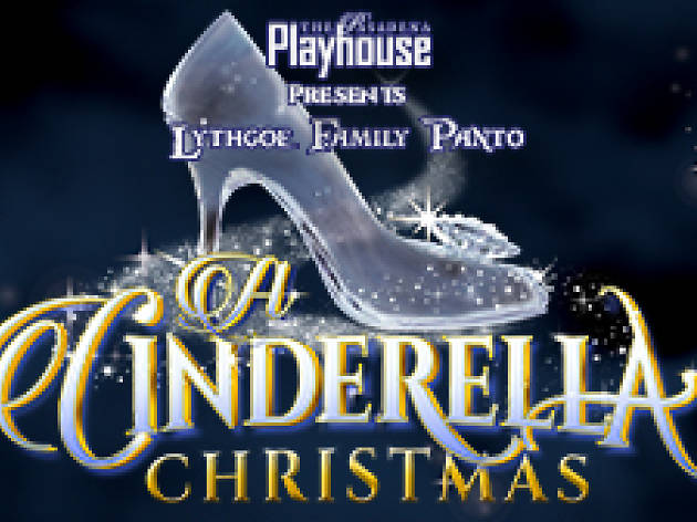 A Cinderella Christmas.A Cinderella Christmas Theater In Los Angeles