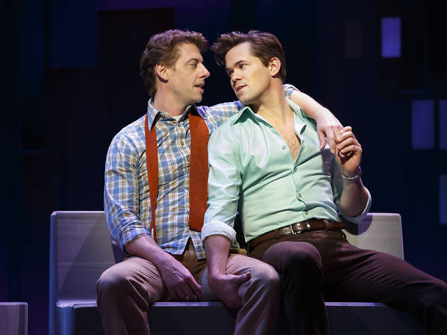 Broadway review: William Finn and James Lapine's game-changing musical Falsettos returns to break new hearts