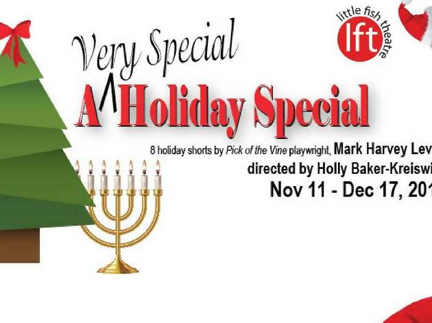 A Very Special Holiday Special