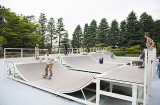 Komazawa Skate Park | Time Out Tokyo