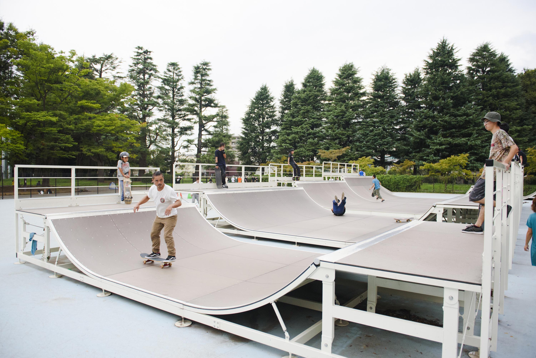 Tokyo's best skate parks