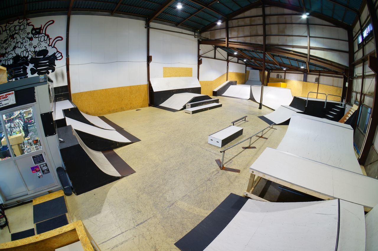 Trinity Skate Park | Time Out Tokyo
