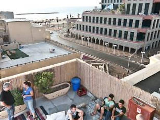 Hayarkon 48 Hostel