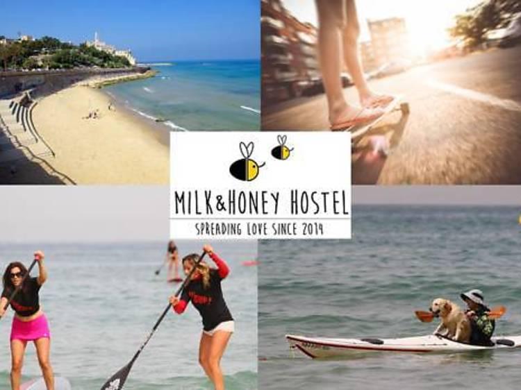 Milk & Honey Hostel