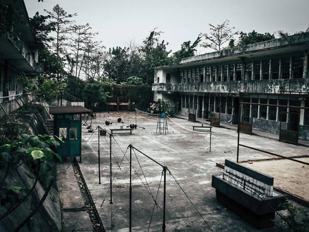 10 haunted Hong Kong spots - Tat Tak School