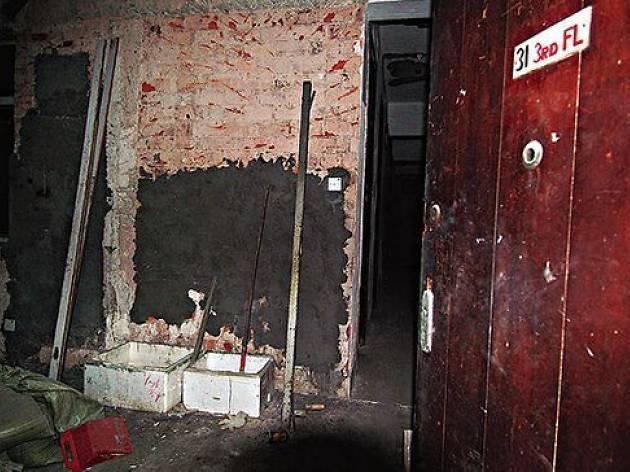 10 haunted Hong Kong spots - Granville Road