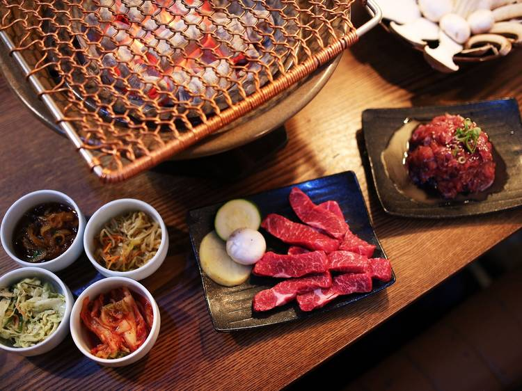 678 Korean BBQ
