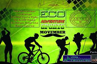 Movember Cycle Challenge