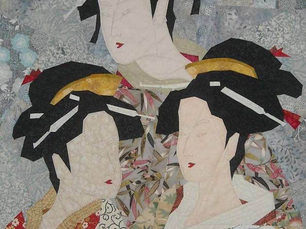 Pieced Impressions: Quilts by Karen Seng