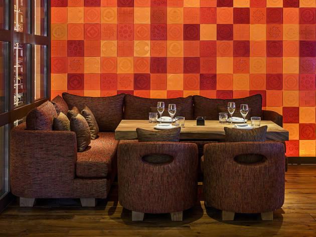 İstinyePark'taki Zuma'nın Japon minimalizmine göz kırpan tasarımı.