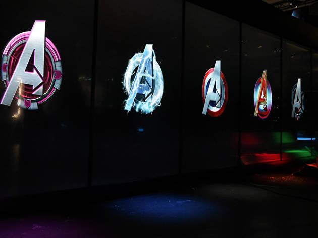 Marvel's Avengers STATION