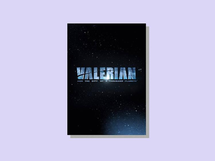 발레리안: 천 개 행성의 도시