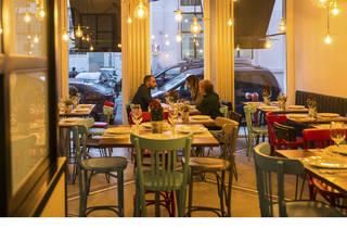 Restaurante Muito Bey  (Fotografia: Manuel Manso)