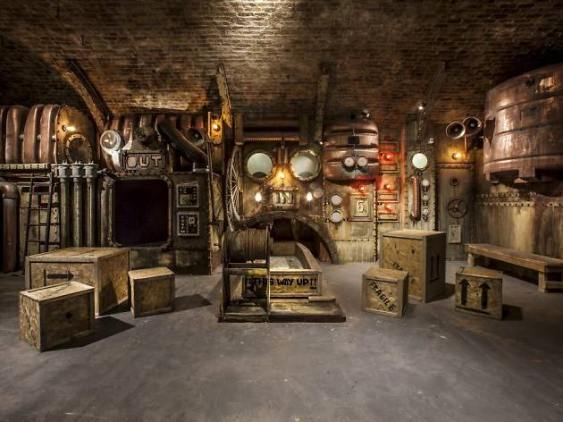Chambers of Flavour: more tickets for Gingerline's immersive dining experience go on sale today