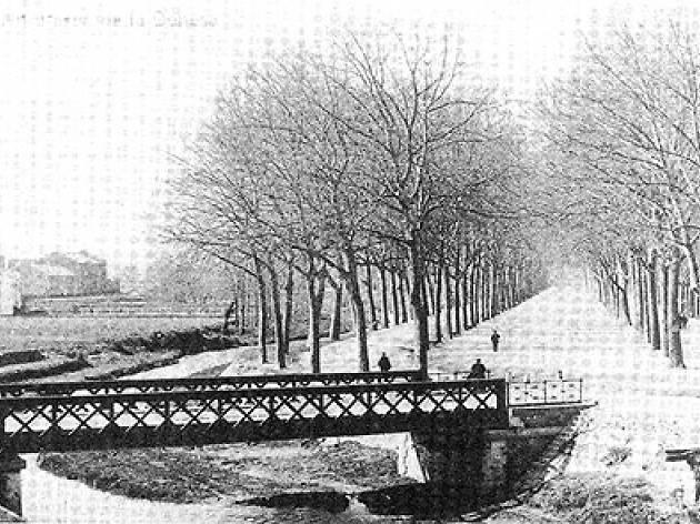 Els ponts desapareguts del senyor Eiffel