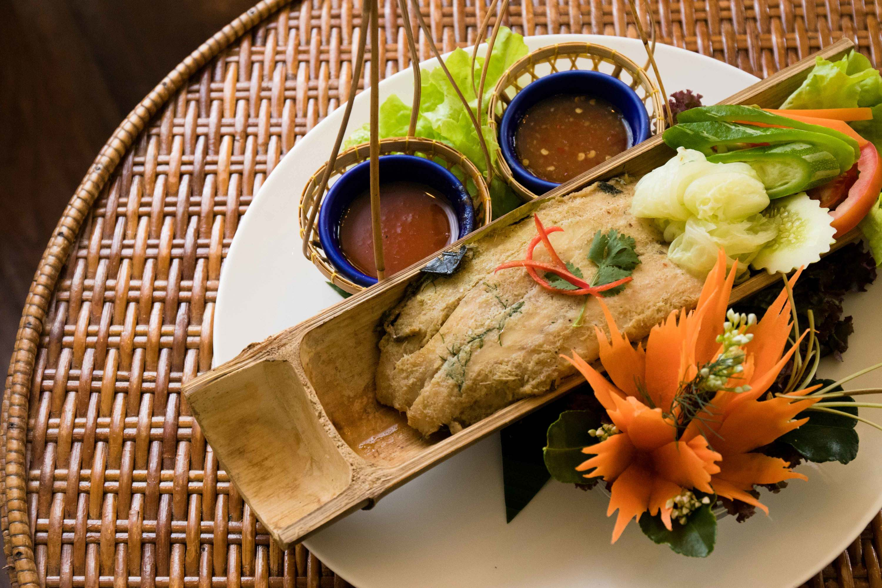 Blue Elephant Restaurants In Sathorn Bangkok
