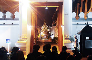 Grand Palace at night