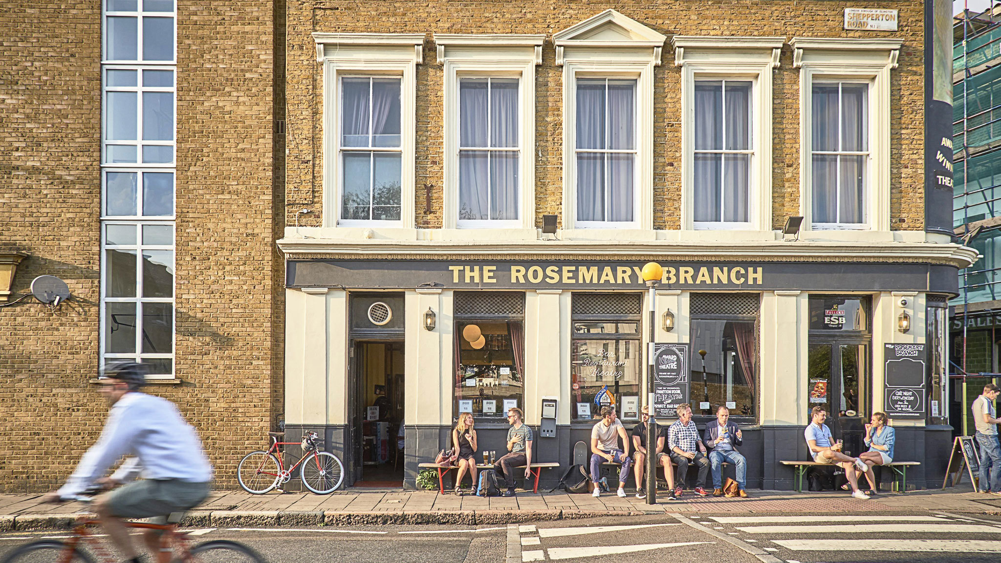13 reasons to go to Southgate Road, N1