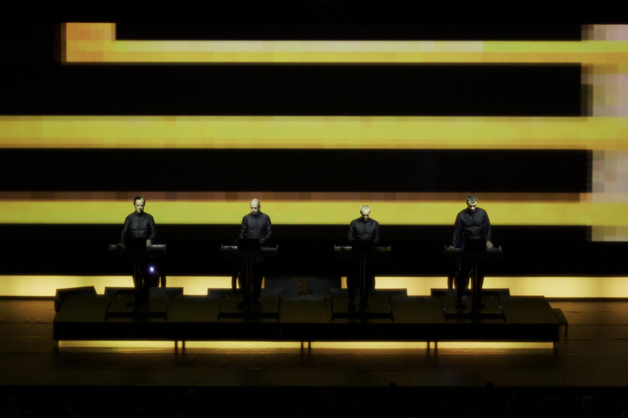 La Importancia de Kraftwerk