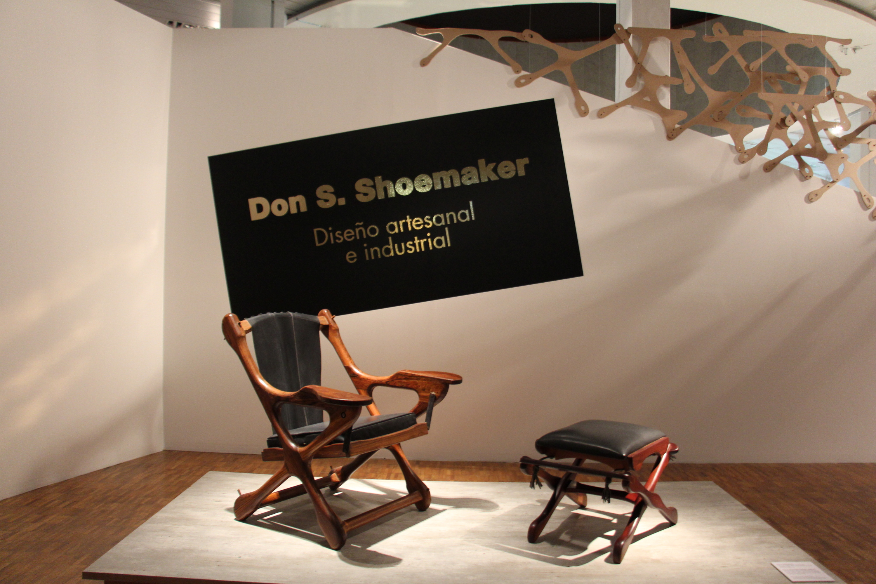 Don S. Shoemaker. Diseño artesanal e industrial