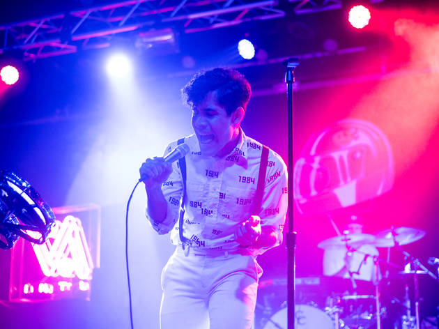 Neon Indian at Concord Music Hall