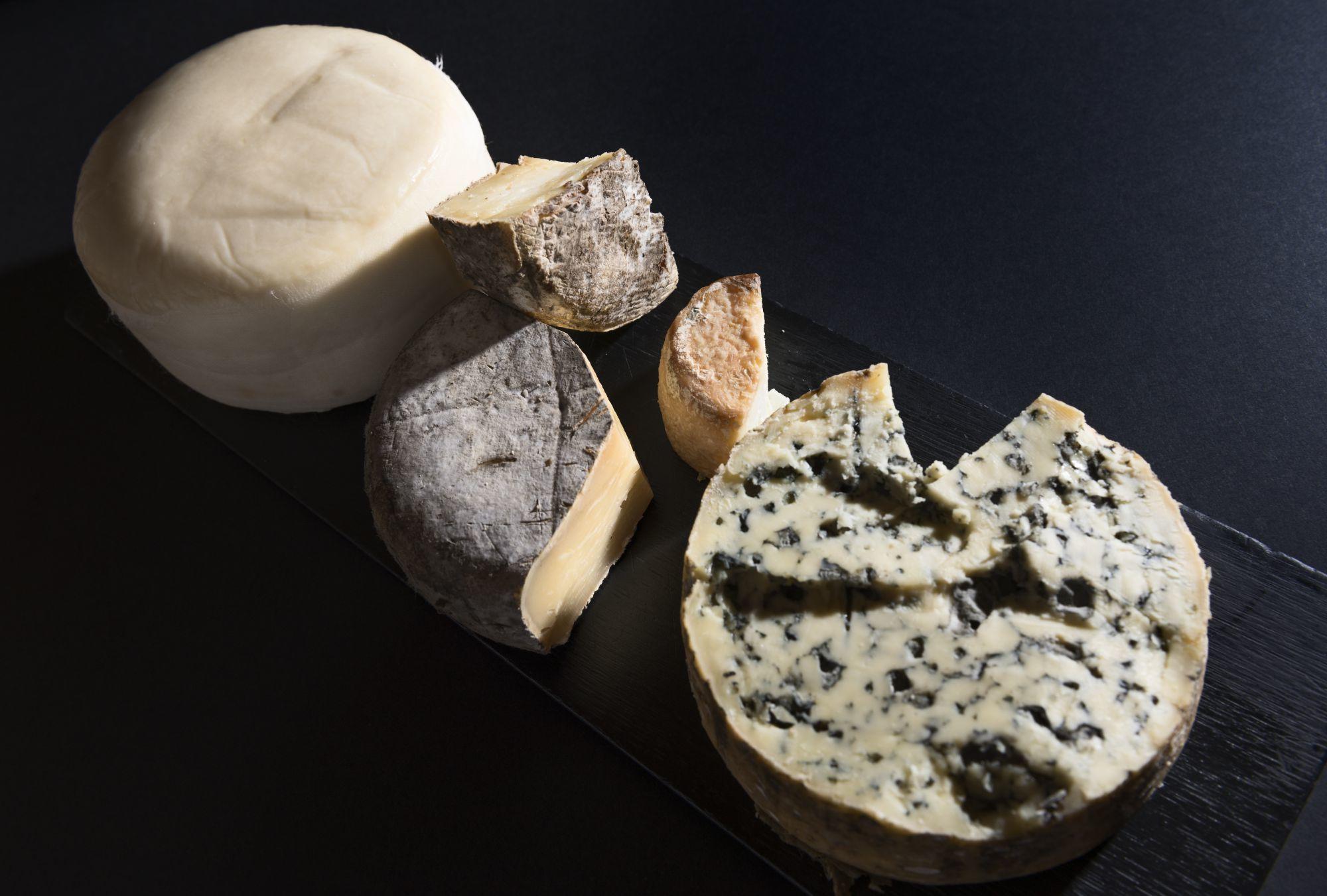 Carro de formatges del Divinum