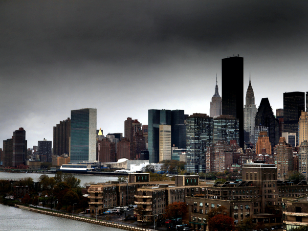 See 11 unbelievable photos of Hurricane Sandy for its fourth anniversary