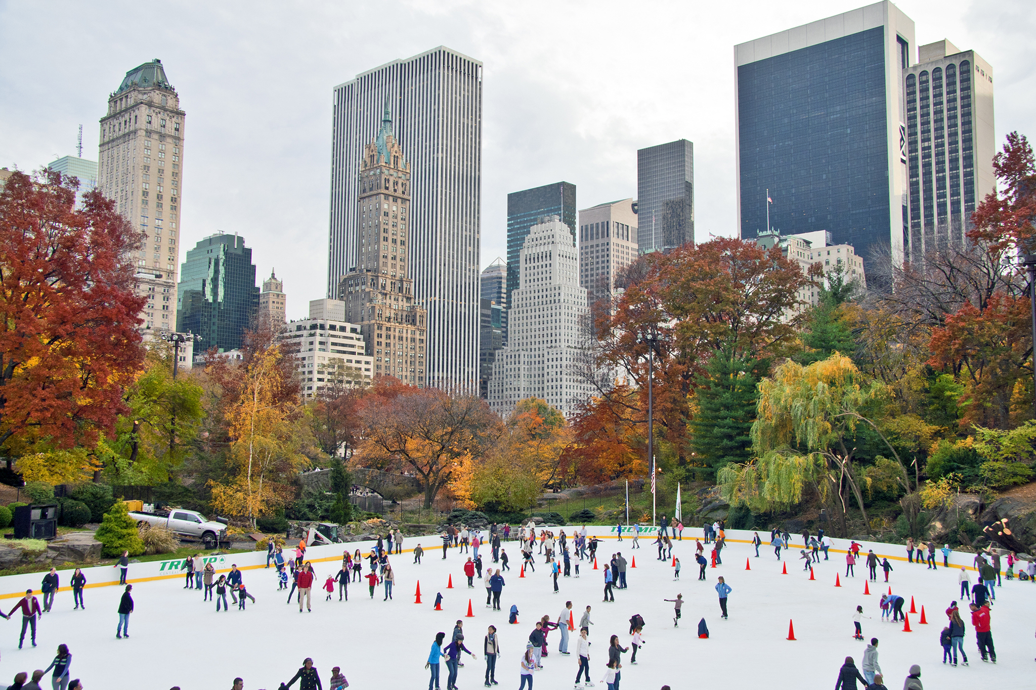 Central park winter jam guide including snow activities for Things to do in new york in winter