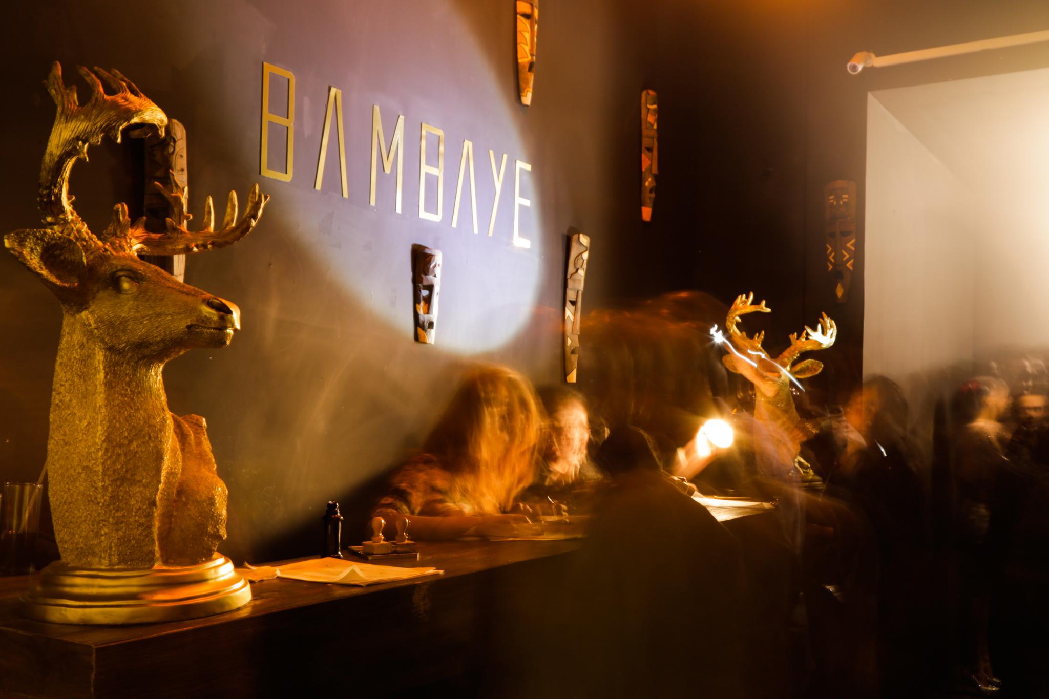 Bambaye