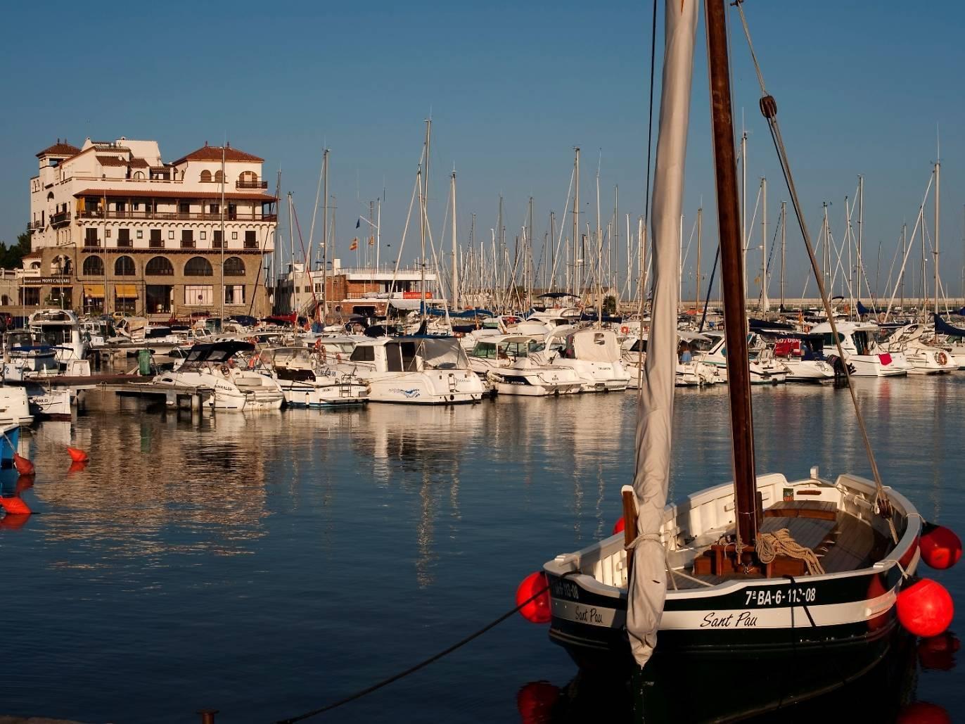 Dia 2: jornada al port