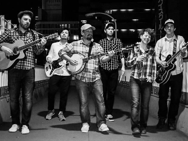Jimmy Binks & The Shakehorns