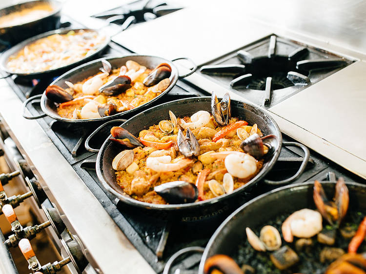 색다른 스페인 가정식, 미카사