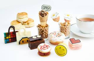 Afternoon tea by Anya Hindmarch