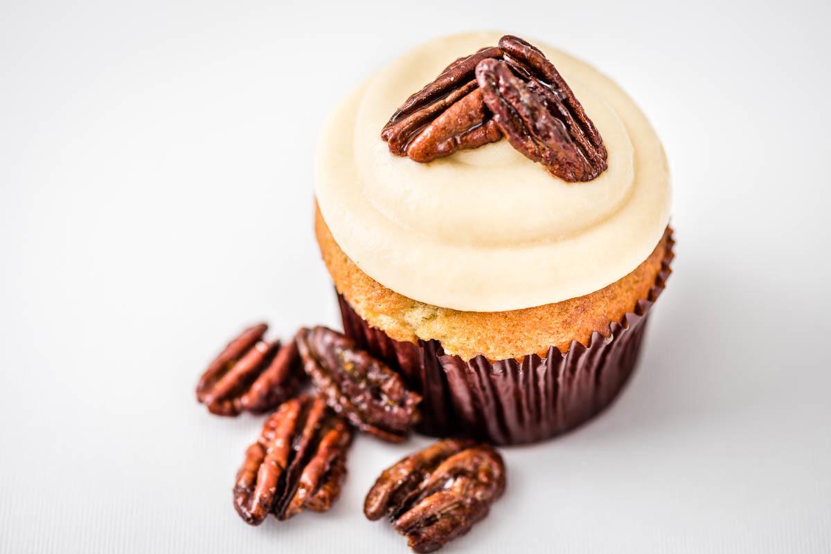 Sift: Pumpkin cupcakes