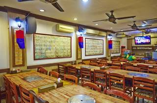 Chung Wa Dae Korean Restaurant