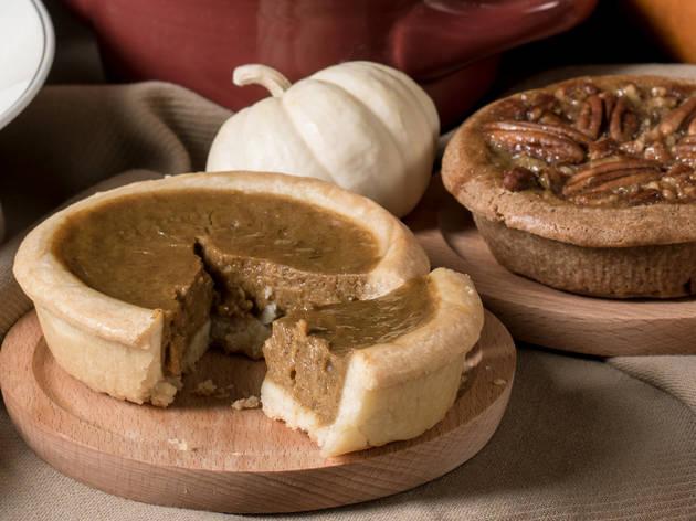 Ali Oli Bakery: Pumpkin pie