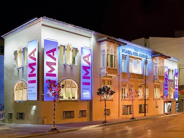 İstanbul Moda Akademisi'nin Nişantaşı'ndaki binası