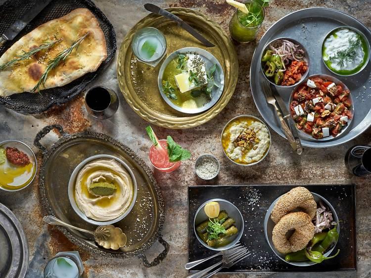 The best Jaffa restaurants