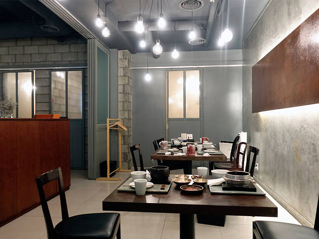 min's kitchen interior