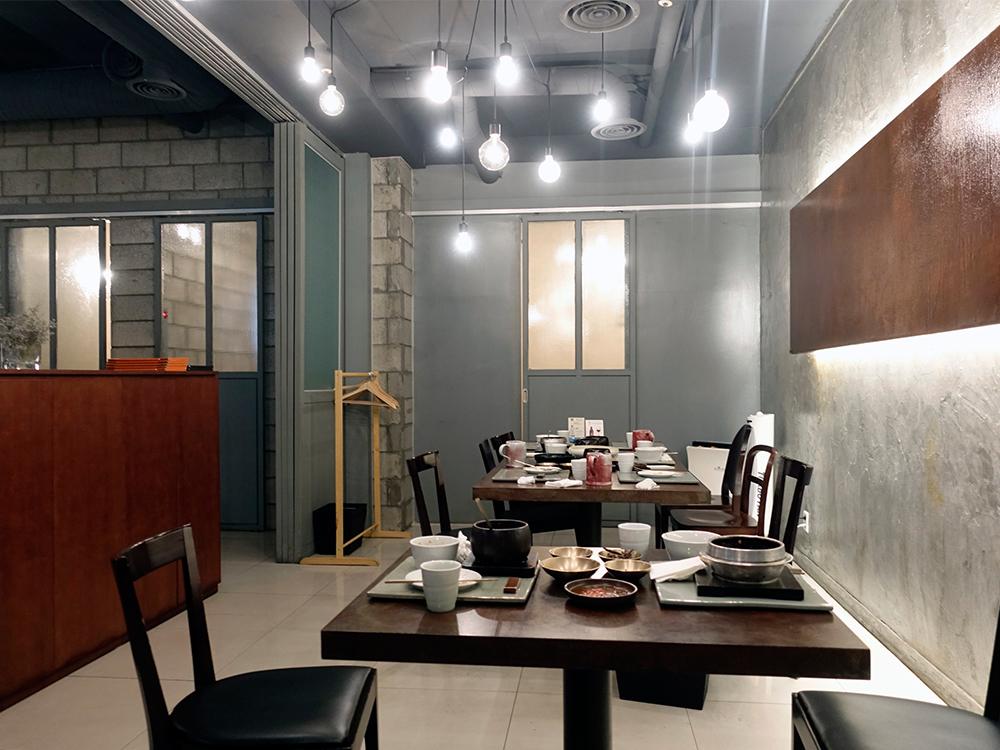 min's kitchen interior