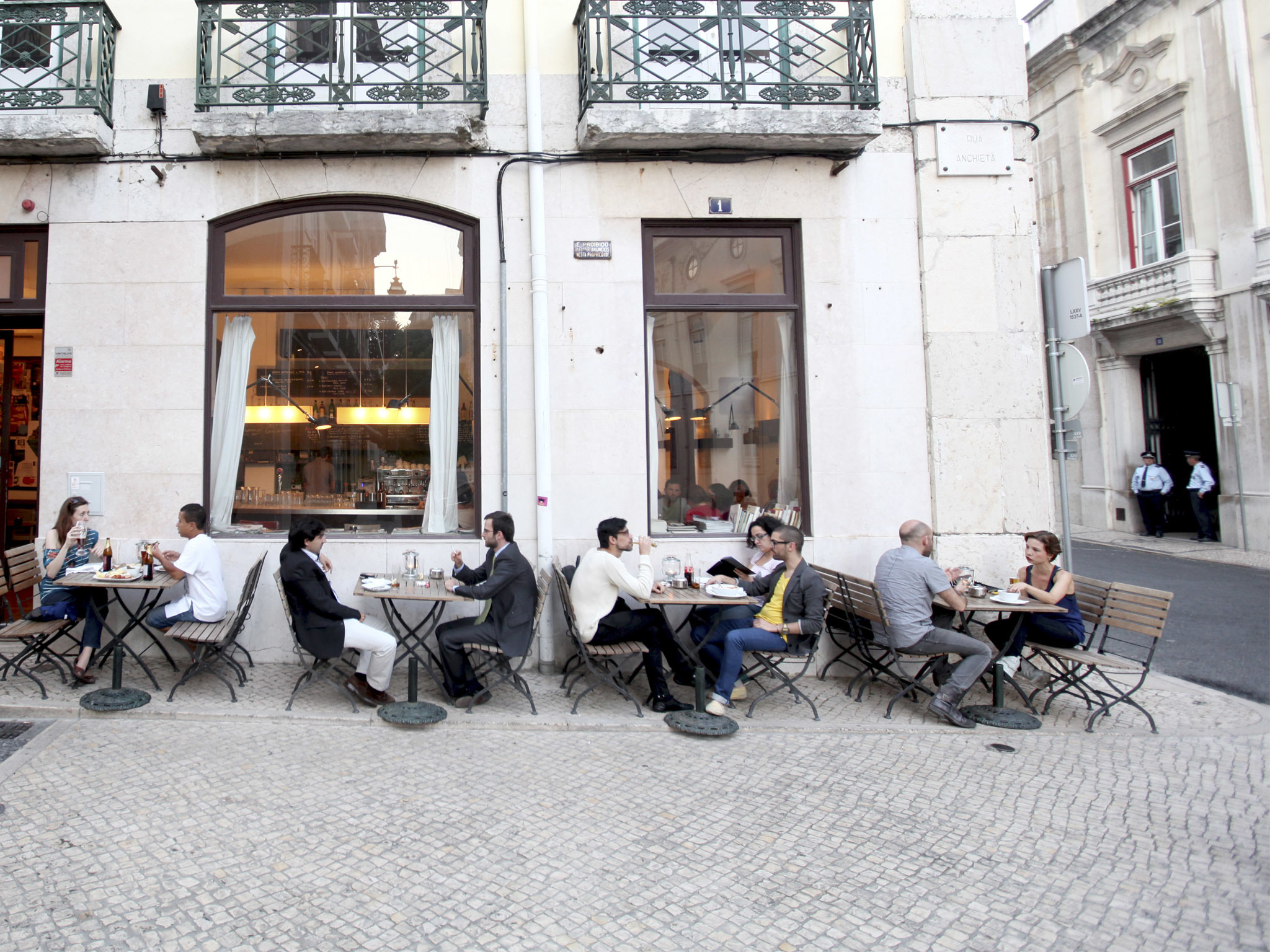 Looking for things to do in Lisbon? How about a drink?