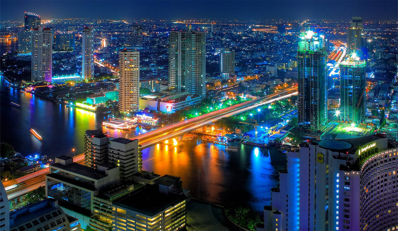 Egzotik rota: Tayland