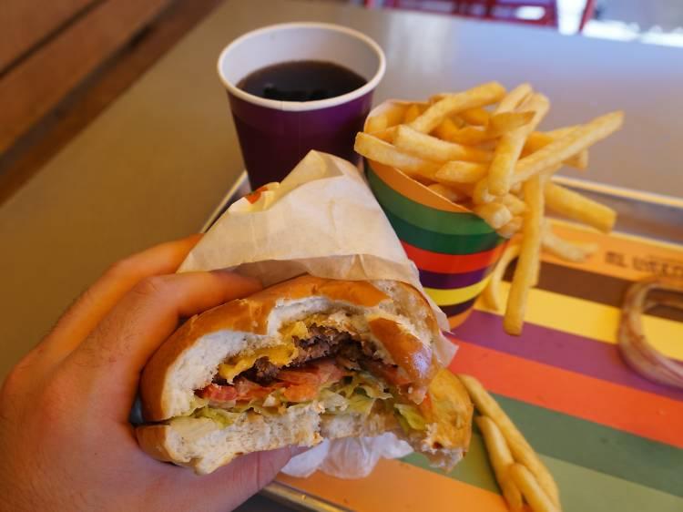 Ad HaEtzem Burger Express