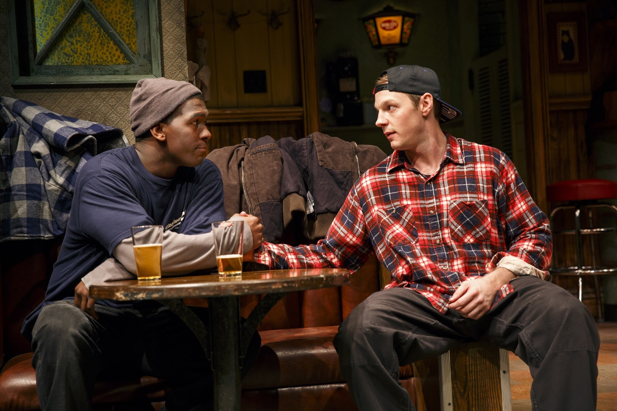 Sweat, Lynn Nottage, Public Theater