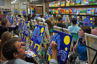 Painting Longe