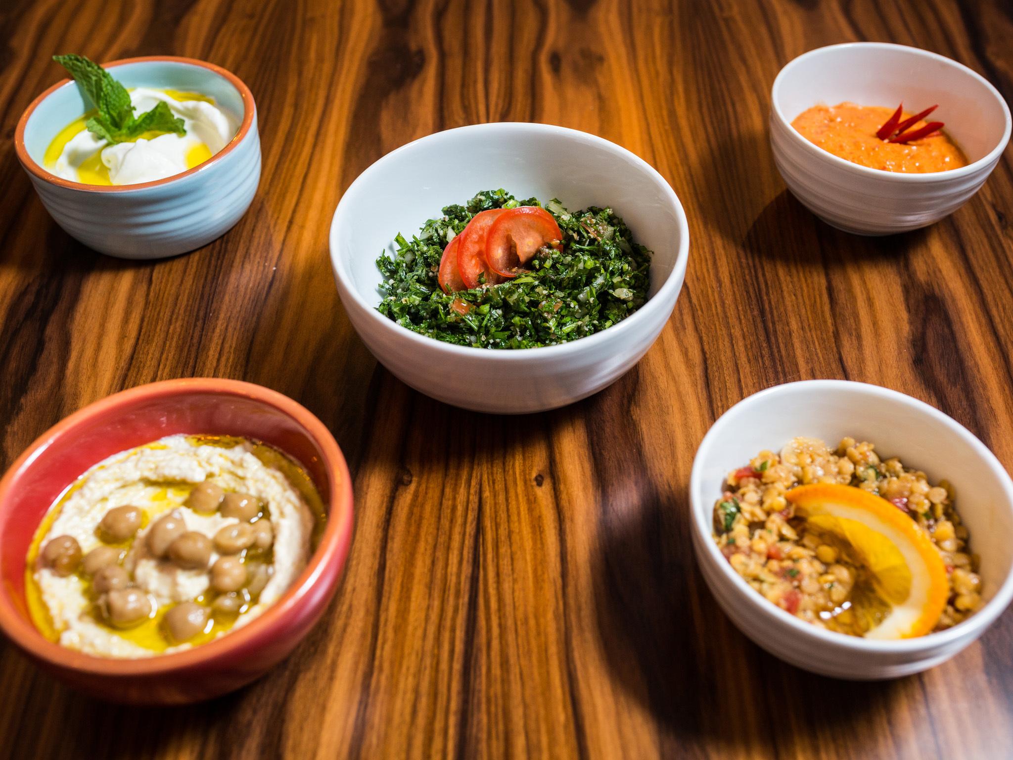 Os melhores restaurantes do Médio Oriente em Lisboa