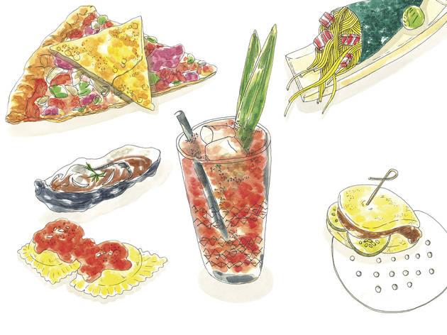 Enjoos gastronómicos