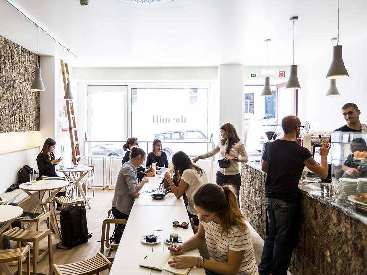 Os melhores cafés em Lisboa