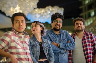 Bye Bombay en la Ciudad de México