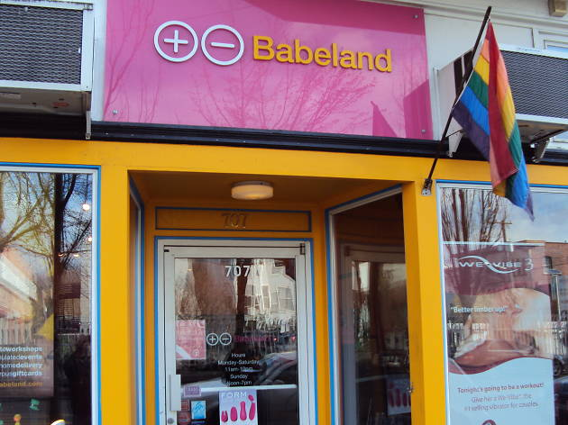 Babeland is giving out free sex toys to voters